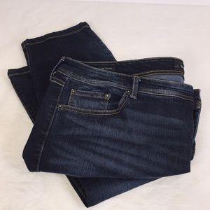 Torrid Premium Luxe Regular Skinny Jeans Sz 20